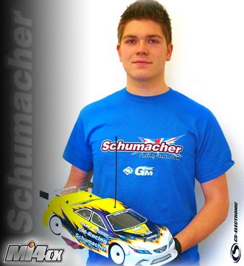 CS-Electronic M.Hofer goes Schumacher Racing