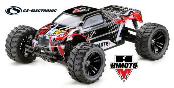 CS-Electronic Himoto 4WD Bowie BL Truck RTR