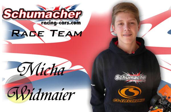 CS-Electronic M.Widmaier mit CS und Schumacher