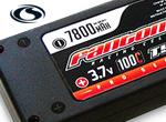 CS-Electronic Fantom 1S Lipo 3,7V 7800mAh 100C