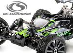 CS-Electronic CS 1/8 Xonic BL 4WD Buggy # Roller