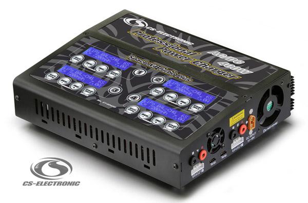 CS-Electronic CS Space X4 Turbo Plus