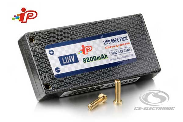 CS-Electronic Intellect Lipo 8200mAh 120C 1S