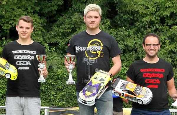 CS-Electronic M.Hofer ist Deutscher Meister TW Stock
