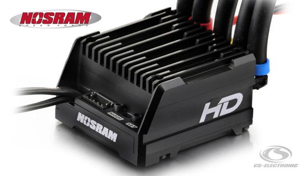 CS-Electronic NOSRAM HD StockSpec Regler