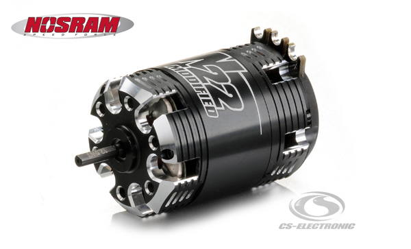 CS-Electronic NOSRAM N22 Modified BL Motor