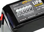 CS-Electronic Lipo 30,4V 22000mAh LiHV 8S