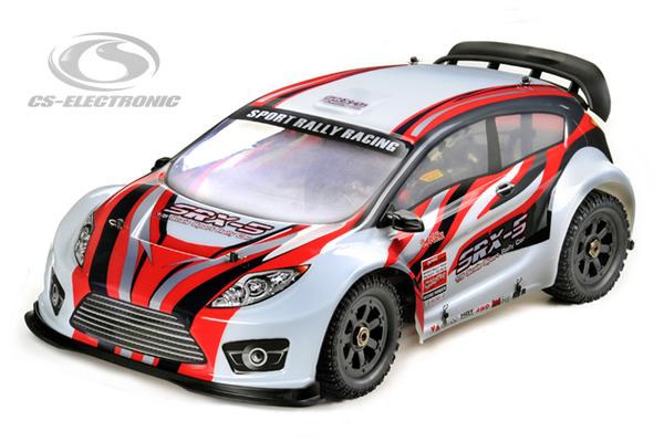 CS-Electronic SRX-5 Rally Sport Car Spec V5