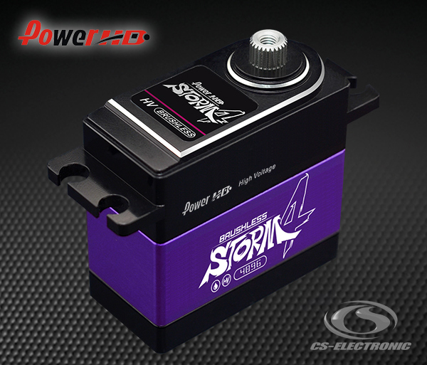 CS-Electronic Power-HD BL HV Storm-4 Servo