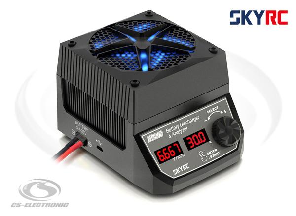 CS-Electronic SkyRC Entladegerät 30A