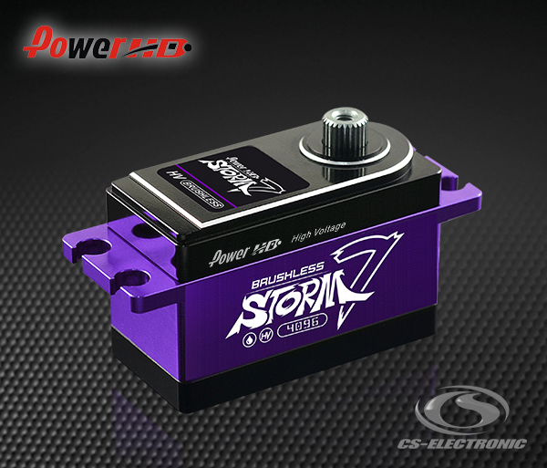 CS-Electronic Power-HD BL HV Storm-7 Servo
