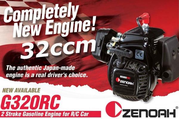 CS-Electronic 2-Takt Tuning-Motor G320 RC3