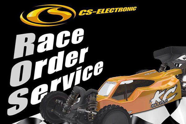 CS-Electronic CS Electronic Race Order Service
