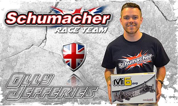 CS-Electronic O.Jefferies goes Schumacher Racing