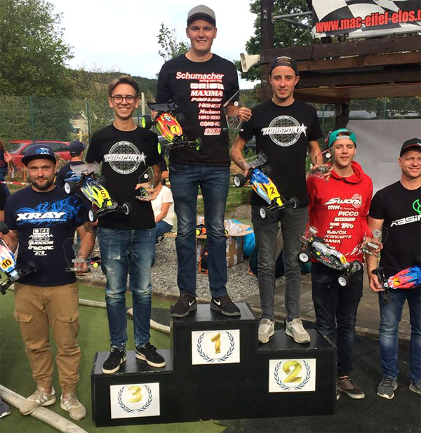 CS-Electronic Deutsche Meisterschaft 2WD ORE ´18