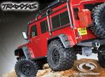 CS-Electronic Traxxas TRX-4 Land Rover Crawler