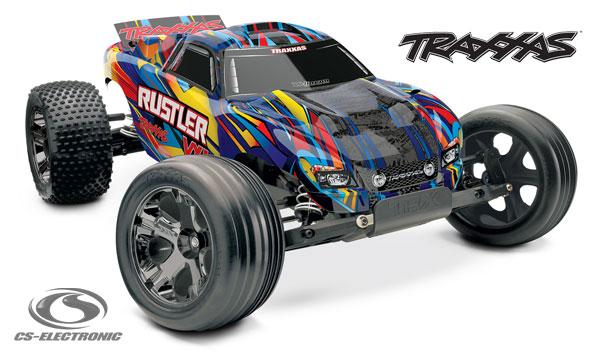 CS-Electronic Traxxas Rustler VXL BL bis 110km/h