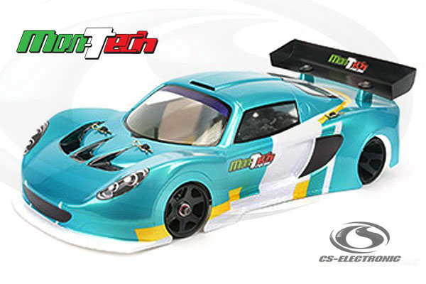 CS-Electronic Montech  LTS GT Karosserie