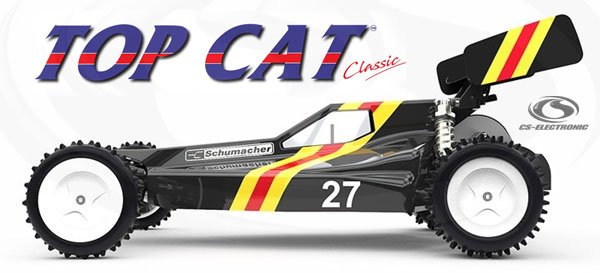 CS-Electronic Schumacher TOP CAT Classic