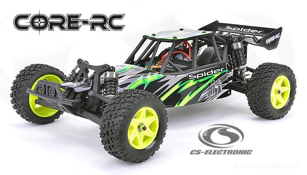 CS-Electronic Desert Buggy Spider 1/12