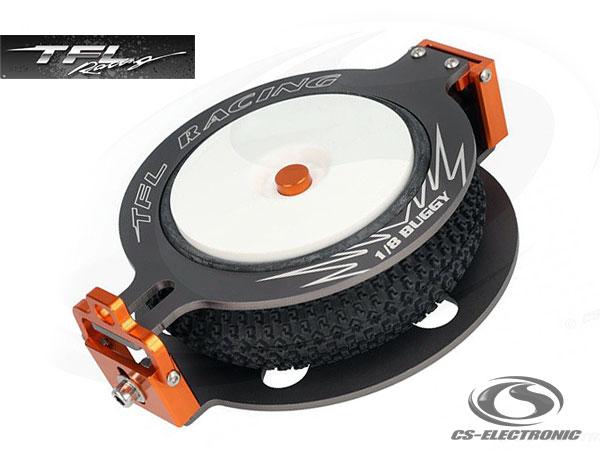 CS-Electronic TFL Reifenklebevorrichtung für 1/8 Reifen