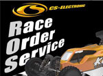 CS-Electronic CS Race Order Serice für KIM 2019