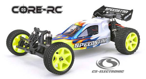 CS-Electronic Speedstar Buggy 1/12 RTR