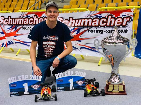 CS-Electronic J.Neumann dominiert DHI-Cup 2019