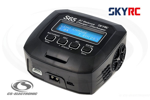 CS-Electronic SkyRC S65 AC Ladegerät