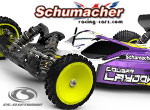 CS-Electronic Cougar Laydown 2WD Comp. Buggy