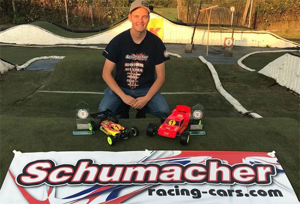 CS-Electronic 4WD 1:10 ORE German Championship