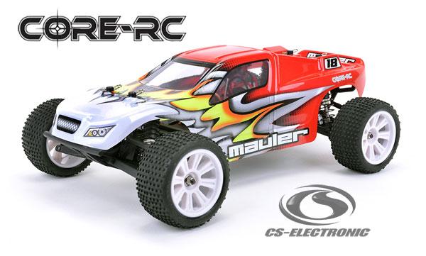 CS-Electronic Mauler Truck 1/12 RTR