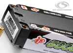 CS-Electronic Intellect Lipo 7,6V 6000mAh Shorty LiHV