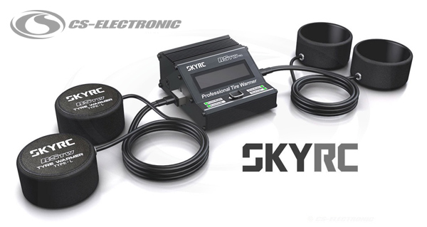 CS-Electronic SkyRC Reifenwärmer Racing Star RSTW