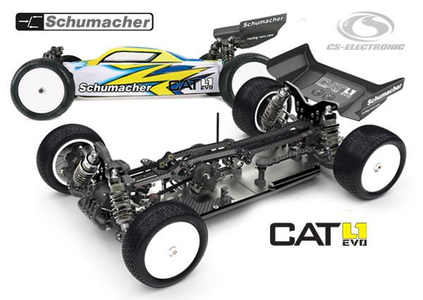 CS-Electronic CAT L1-EVO Coming soon