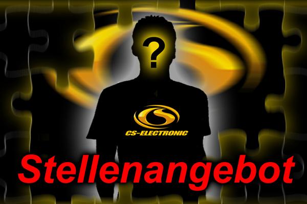 CS-Electronic Stellenangebot