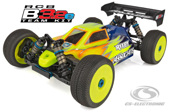 CS-Electronic RC8B3.2e 4WD Buggy Team Kit