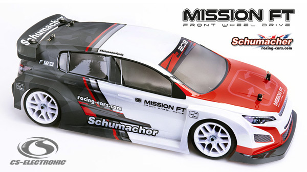 CS-Electronic Schumacher Mission FT FWD S2 Kit