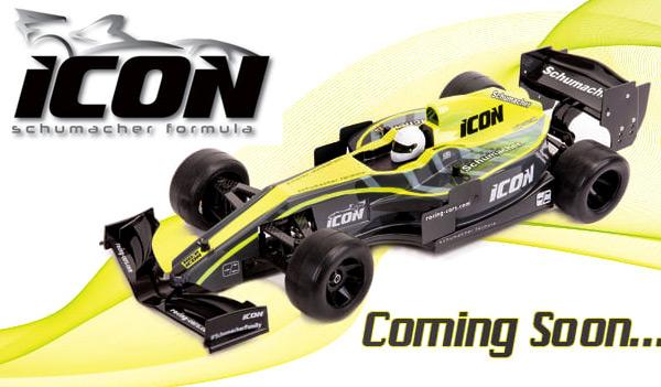 CS-Electronic Schumacher ICON F1 Coming soon