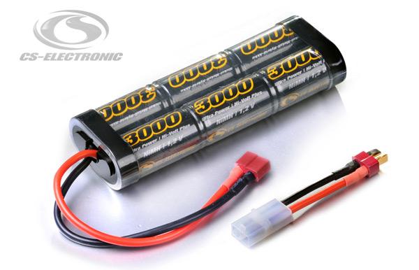 CS-Electronic NiMh UltraPower HV Plus Akku