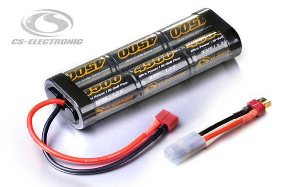 CS-Electronic NiMh UltraPower HV Plus 4500mAh Akku