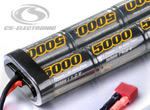 CS-Electronic NiMh UltraPower HV Plus 5000mAh Akku
