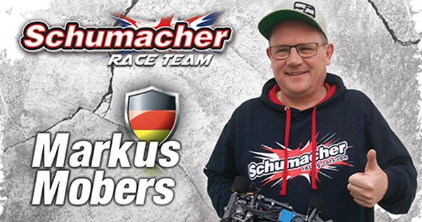 CS-Electronic Markus Mobers goes Schumacher