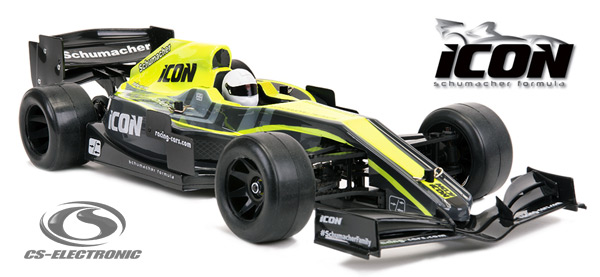 CS-Electronic Schumacher Icon Formel Kit