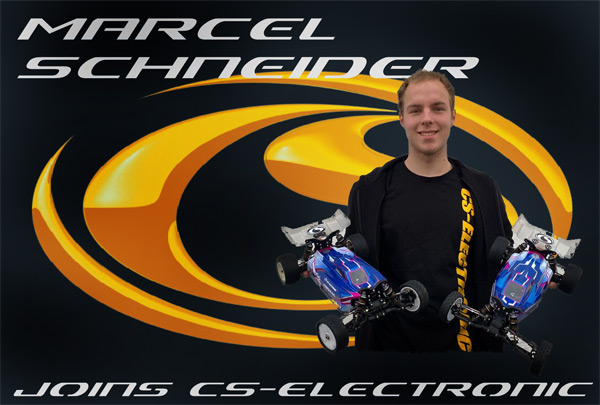 CS-Electronic Marcel Schneider joins CS-Electronic