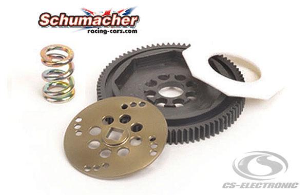 CS-Electronic 3 Plate Slipper Clutch Conversion