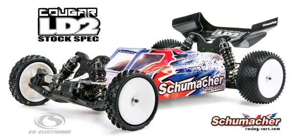 CS-Electronic Cougar LD2 ´Stock Spec 2WD Buggy
