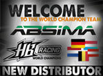 HB Racing Welcomes ABSIMA