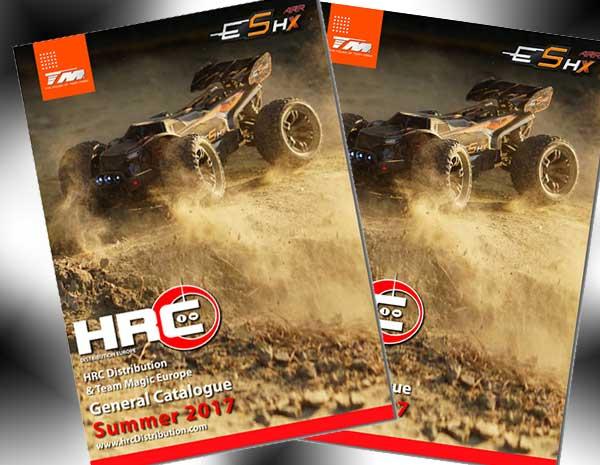 HRC Distribution HRC Distribution Sommer Katalog 2017
