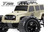 HRC Distribution TM J-STAR 6S Monster Truck
